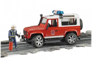 Bruder 02596 Внедорожник Land Rover Defender Station Wagon
