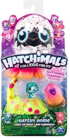 Набор Домик-гнездо со светом Сад Hatchimals 19131-G