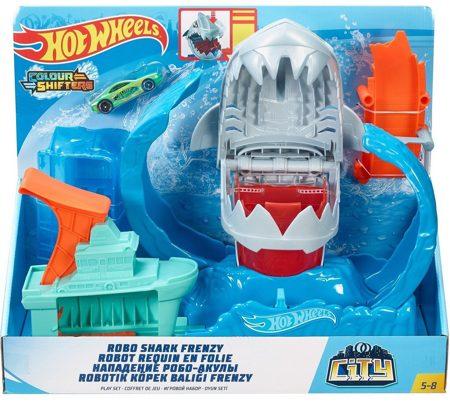 Набор Ледяная акула Хот Вилс GJL12 купить в Минске