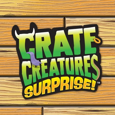 Игрушки Crate Creatures Surprise