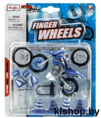 Maisto 35013 FM Off Road Finger Wheels