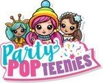 Хлопушки с куклой Party Popteenies