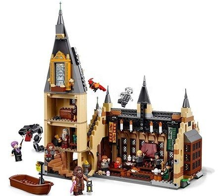 Лего 75954 Большой зал Хогвартса Lego Harry Potter