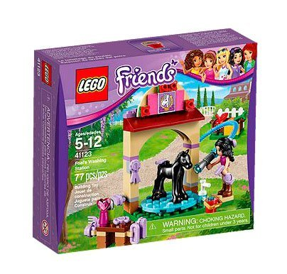 Лего 41123 Салон для жеребят Lego Friends