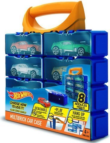 Контейнер на 8 машинок Hot Wheels HW354000