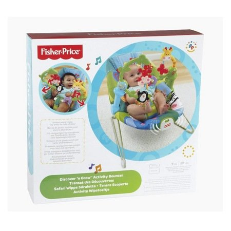"Кресло-качалка ""Расти и познавай"" Fisher Price W9451"
