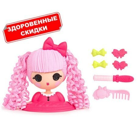 Кукла Lalaloopsy Girls Кукла торс 530640