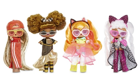 Кукла Lol JK Mini Fashion Doll M.C. Swag
