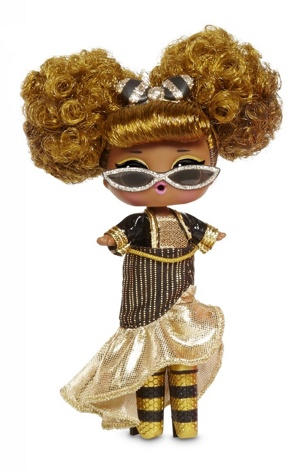 Кукла Lol JK Mini Fashion Doll Queen Bee