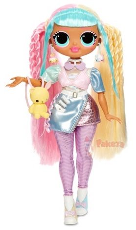 Кукла Lol OMG Fashion Doll Candylicious
