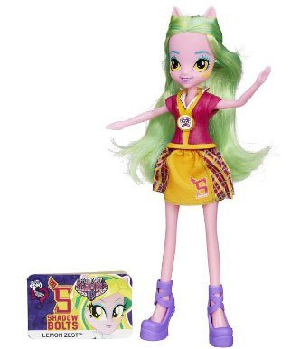 Кукла Лемон Зест Equestria Girls My Little Pony b1769