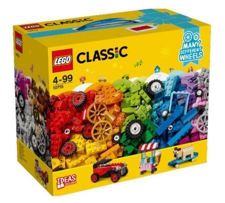 Конструктор lego модели на колёсах lego classic