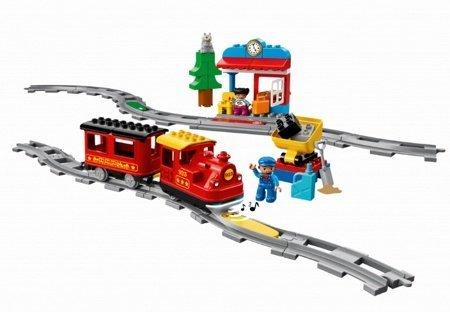 Лего дупло поезд на паровой тяге купить минск
