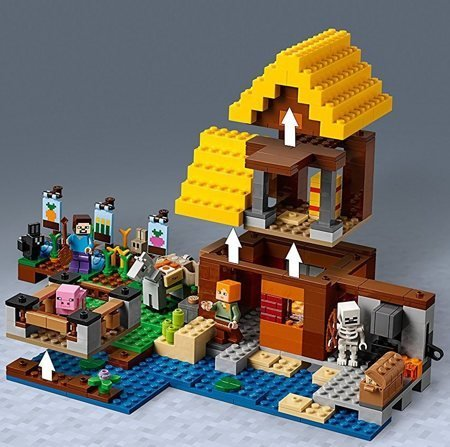 Lego 21144 цена