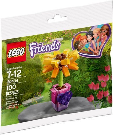 Лего 30404 Friendship Flower Lego Friends