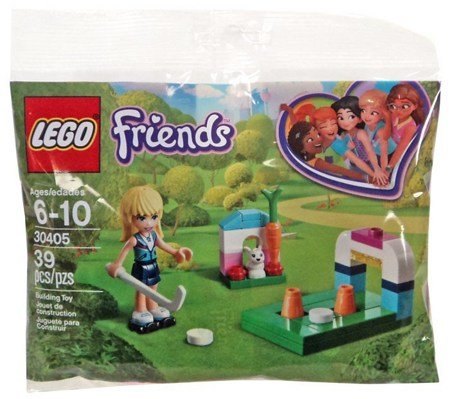 Лего 30405 Stephanie's Hockey Practice Lego Friends