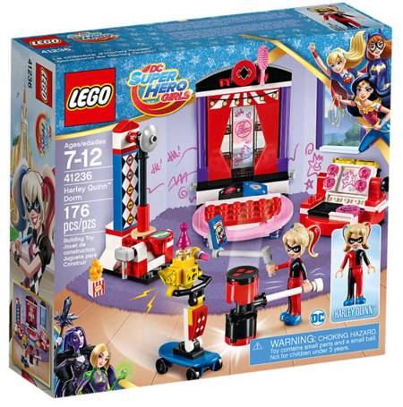 Лего 41236 Дом Харли Квинн Lego Super Hero Girls