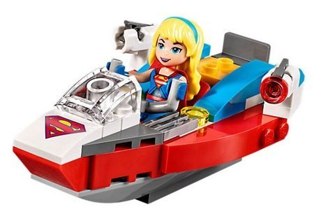 Лего 41238 Фабрика Криптомитов Лены Лютор Lego Super Hero Girls