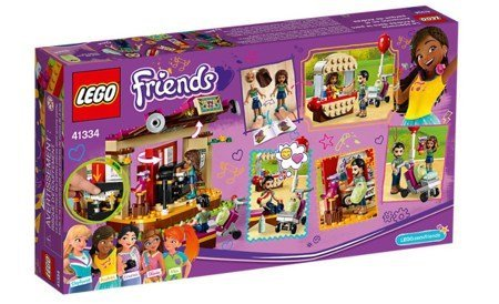 Лего 41334 Сцена Андреа в парке Lego Friends