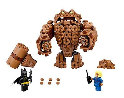 Лего 70904 Атака Глиноликого Lego Batman Movie