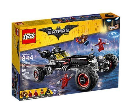 Лего 70905 Бэтмобиль Lego Batman Movie