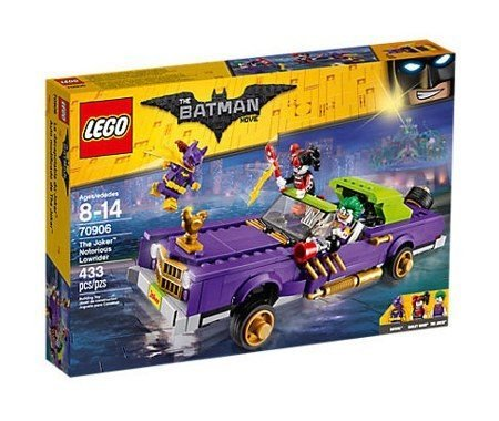 Лего 70906 Лоурайдер Джокера Lego Batman Movie