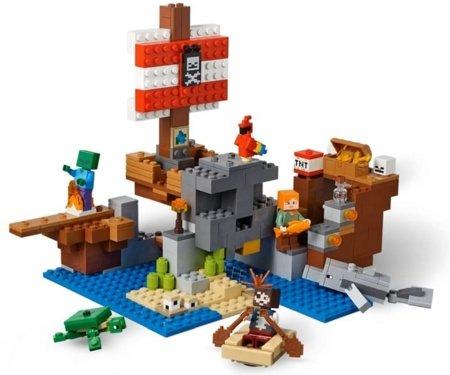 Купить лего корабль в минске