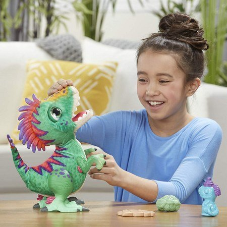 Малыш Дино FurReal Friends Hasbro E0387