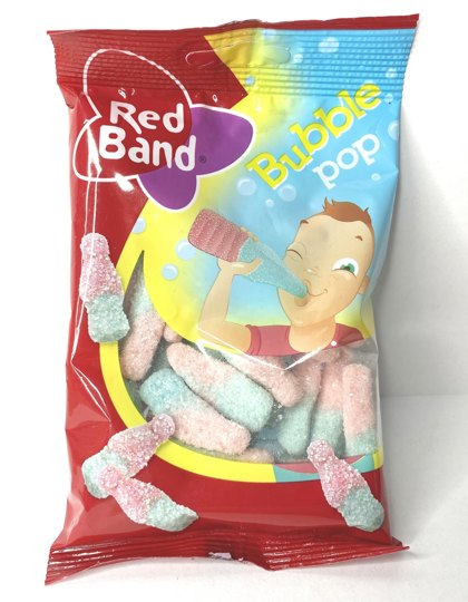 Мармелад Red Band Bubble Pop 100 г (Италия)
