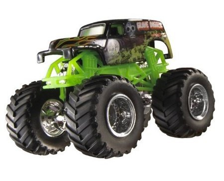 Набор Monster Jam World Finals Action Set Хот Вилс R1797