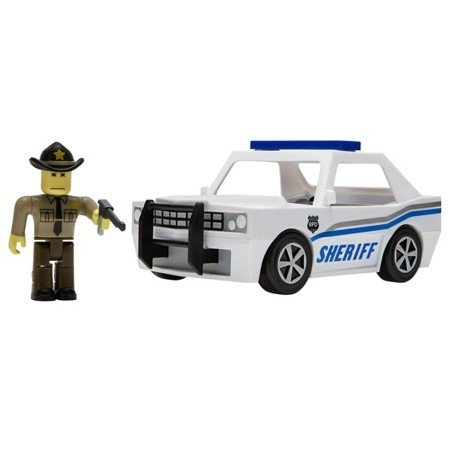 Набор Neighborhood Of Robloxia Sheriff Patrol Carroblox Роблокс 10772