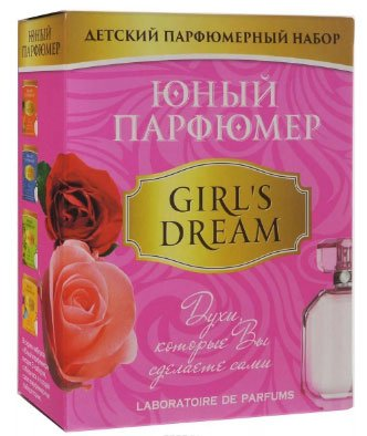 "Набор Юный Парфюмер ""Girl Dream"" арт. 326"