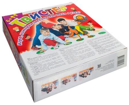 Игра Твистер для детей купить в Минске