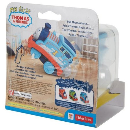 Паровозик Трюкач Томас Fisher Price DTP07