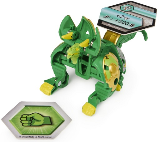 Шар-трансформер Bakugan Armored Alliance Hudorous x Trhyno Ultra 20125425