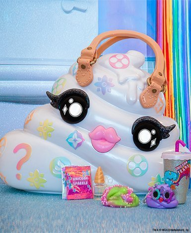 Сумка для слаймов Poopsie Slime Surprise Pooey Puitton
