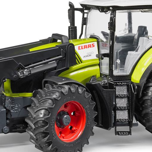 Трактор Claas Axion 950 c погрузчиком Bruder 03013