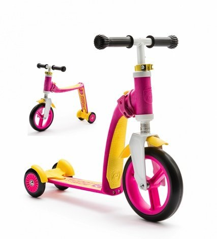 Самокат-беговел Scoot and Ride Highway Baby Plus (от 1 до 5)