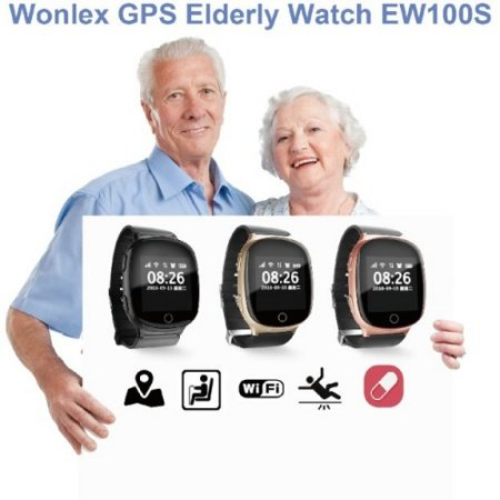 Умные часы Smart Age Watch Wonlex EW100s